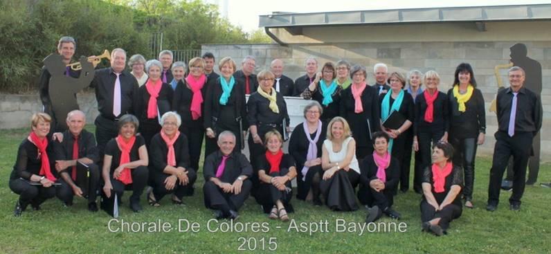 Chorale mixte «De Colores»